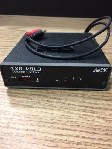 AMX/Panja AXB-VOL3 Volume Control