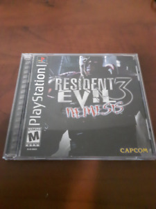 Resident Evil 3 Ps1 / Playstation 1