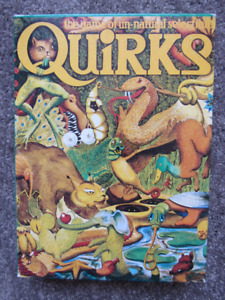Quirks (1980) - Rare Board Game - Made in England