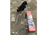 Junior left handed golf set for age 12-14