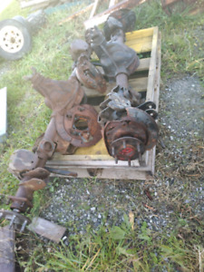 Chevy Avalanche tahoe suburban etc rear end $250