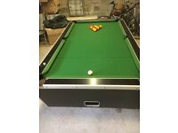 Ex-pub pool table for sale