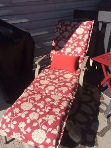 Long Lounge Chair Cushion