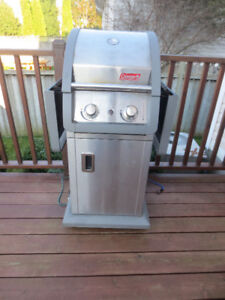 Coleman Small Spaces BBQ