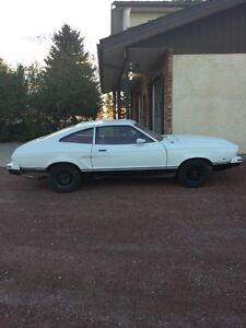 1978 Mustang Coupe V8 $5000