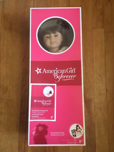 American Girl Beforever - Samantha Parkington