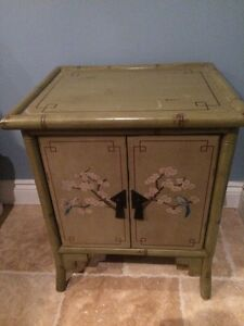 PIER 1 BEDSIDE TABLES/COFFEE TABLES