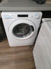 New washing machine and tumble dryer