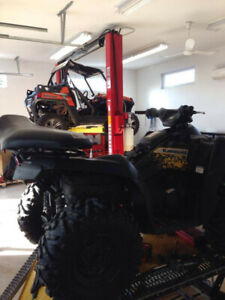 ATV UTV SxS SERVICE MAINTENANCE REPAIR AT APD Motorsports