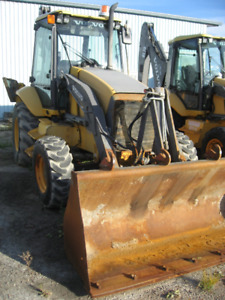 2004 VOLVO BL70 4X4 BACK HOE WITH EXTEND-A-HOE