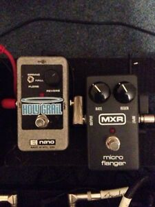 Reverb and flanger to trade