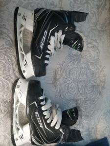 ccm 70k hockey skates size 8.0 D