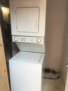 Whirlpool 24 inch stackable washer dryer for sale