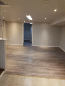 1 bedroom basement apartment -All inclusive - recently renovated