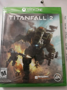 Titanfall 2 for xbox one NEW