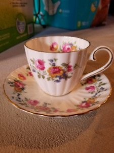 Fine Bone China cup and saucers