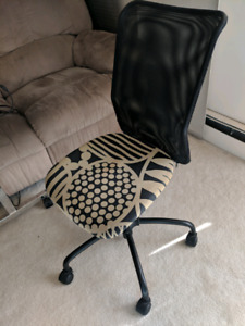 used Ikea swivel office chair