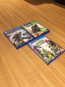 PS4 Game Bundle Only $25! London Ontario image 2