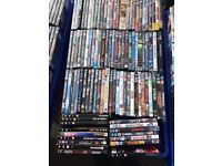 Job lot approx 500 DVDs