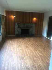 Coquitlam west main level 2 bedrooms&1 bath for rent