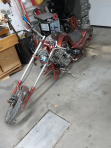 chopper 150cc EASY 2007
