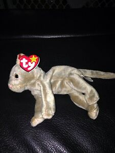 Scat Ty beanie baby still has tags price firm London Ontario image 1