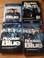 Seasons 1-4 Rookie Blue