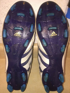 Men's Adidas Predator Outdoor Soccer Cleats Size 10 London Ontario image 3
