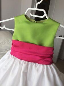 Fancy girl's dress
