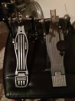 One Dixon and one Tama foot pedal