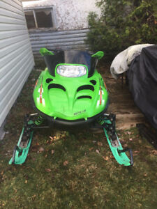Arctic Cat Z/ZL440