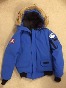 Canada Goose - polar bear edition jacket.