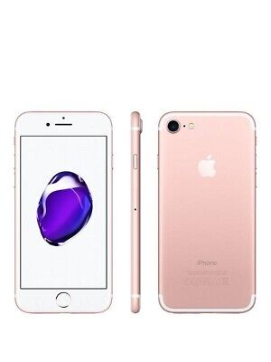 Apple iPhone 7 - 32GB - Rose Gold (Unlocked)  Grade A+++