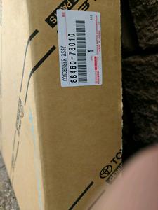 88460-78010 Genuine Lexus CONDENSER ASSY