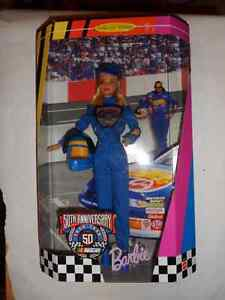 Nascar Barbie 1998 - Unopened