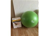 Fitness ball burst resistant Yoga Exercises 65 cm