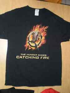 The Hunger Games - Catching Fire Promo T-Shirt London Ontario image 1