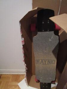 Rayne Terror Complete Longboard (Deck+Wheels)