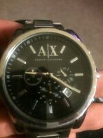 Barely Used Armani watch