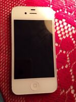 Selling iPhone 4 as is
