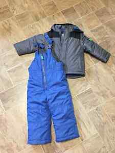 18 and 24 month snow suits