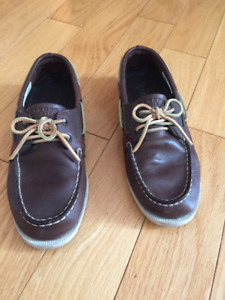 Sperry Top-Siders for Youth, Size 5