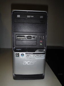 Acer Aspire AST150-ED380A ----- Tower Only -----