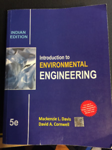 Introduction to Environmental Engineering Fifth Edition