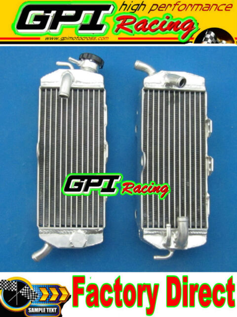 aluminum radiator KTM 620 640 660 LC4 replacement radiator L&R both sides