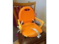 Moving sale----Chicco booster seat only £5