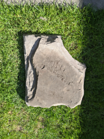 Flag Stone (probably) Blue Pennant 450mm by 335mm