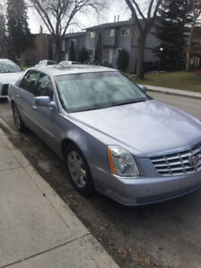 Cadillac DTS (send me your best offer)