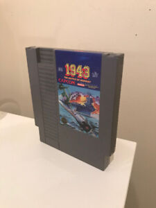 NES 1943 The Battle of Midway