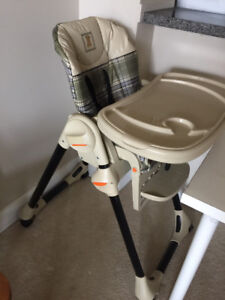 Chicco Polly Highchair Woodstock